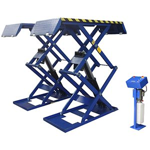 HR 30 High rise elect/hydraulic