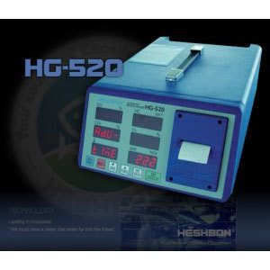 HESBON 4 GAS EXHAUST ANALYSER