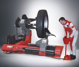 Bright LC590 D Tyre Changer