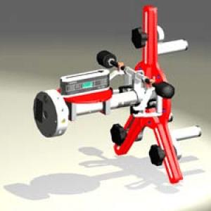TA20 truck wheel aligner